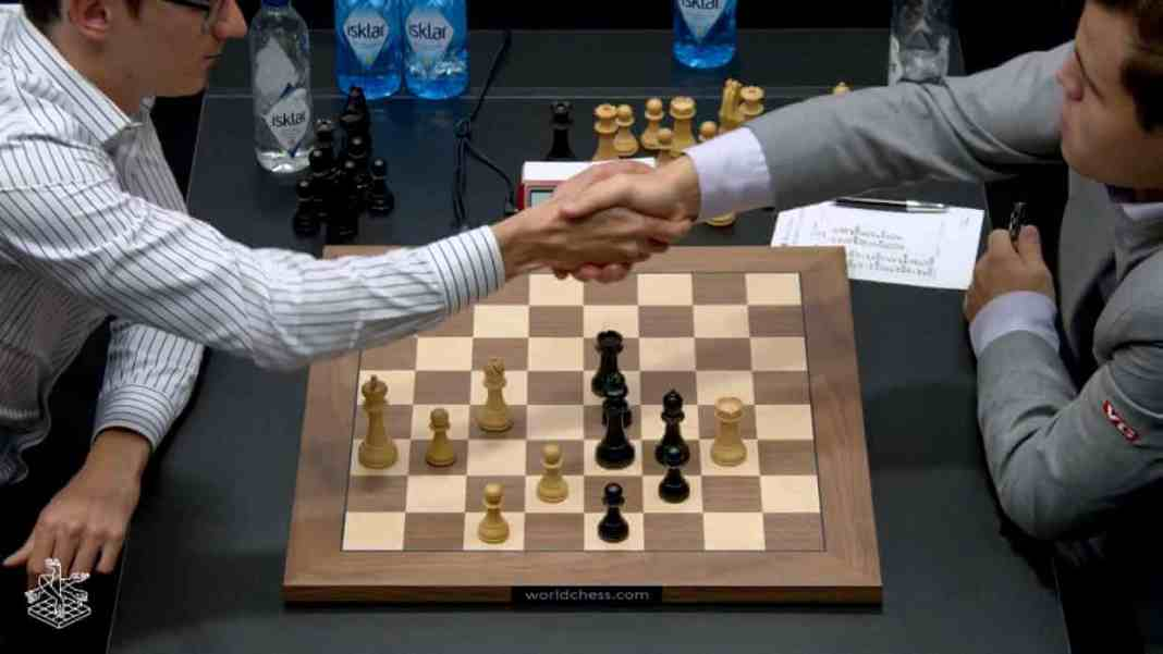 Caruana Carlsen