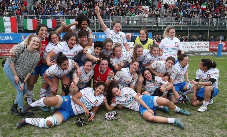6 Nazioni 2019: il rugby italiano si salva grazie al settore femminile
