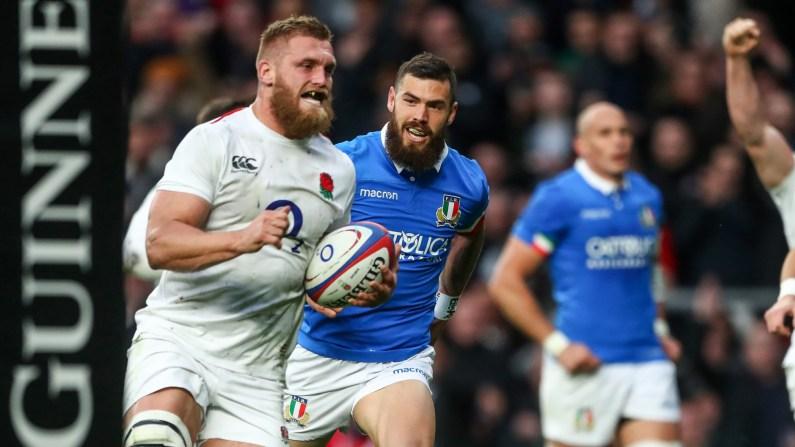 """Sei Nazioni: l'Inghilterra passeggia sull'Italia e ci consegna il """"cucchiaio"""""""