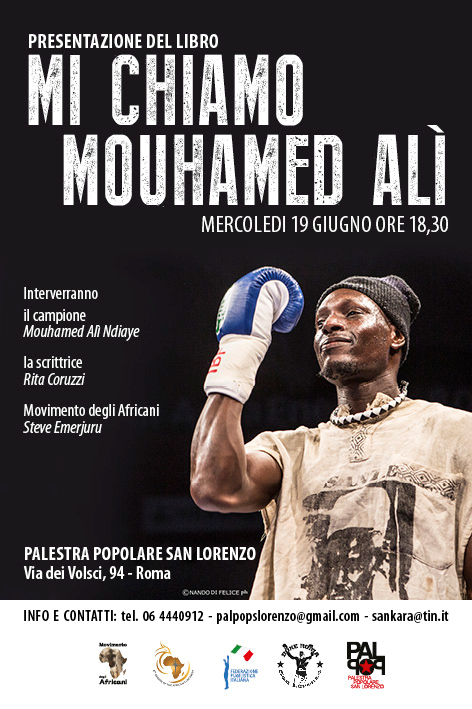 Mi chiamo Mouhamed Alì