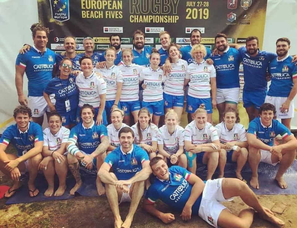 Europei di Beach Rugby