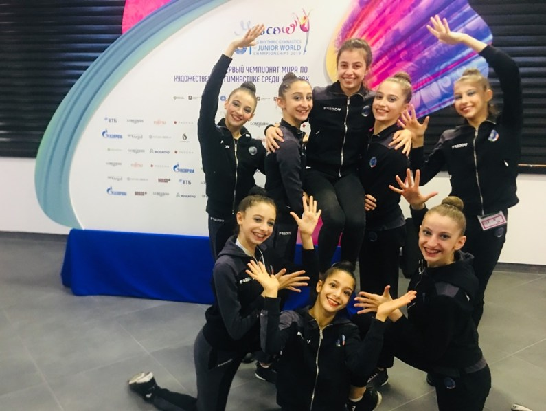 Mondiali Juniores di Ritmica: argento per l'Italia nel Completo