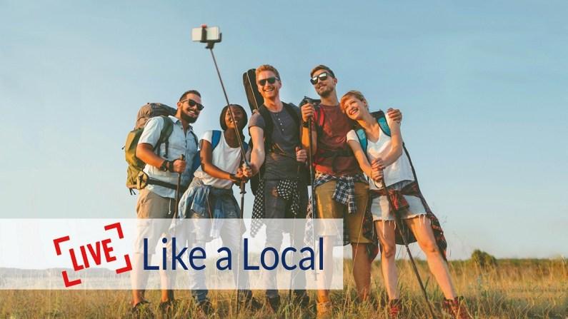 """""""Live like a local"""": un modo diverso di vivere il turismo"""