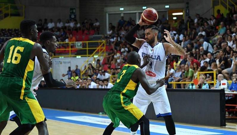 Verona Basketball Cup – Italia-Senegal 111-54, ora la Russia