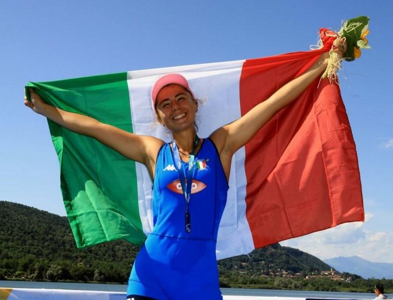 Coupe de la Jeunesse di Canottaggio: nove medaglie per l'Italia
