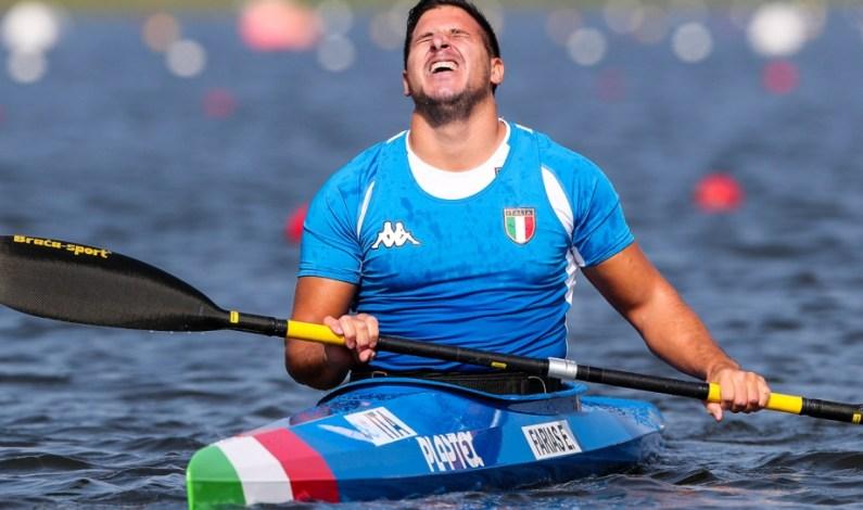 Mondiali canoa velocità 2019 in Ungheria: Azzurri avanti tutta