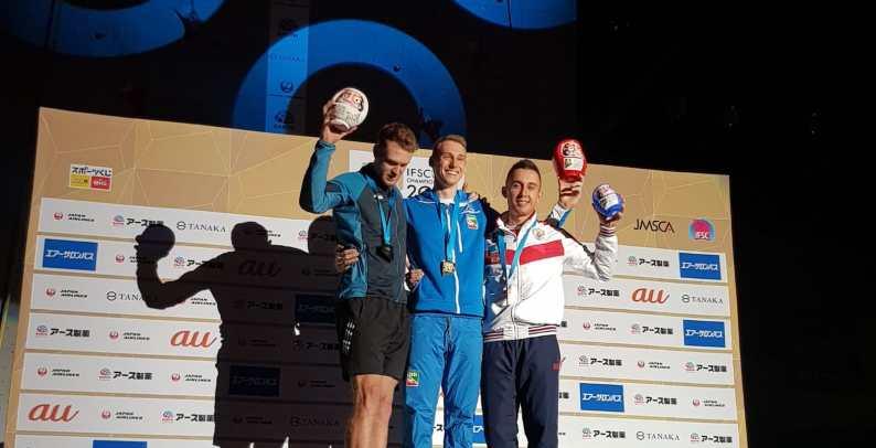 Arrampicata Sportiva: Ludovico Fossali campione del Mondo Speed