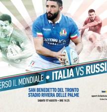 Cattolica Test Match Italia v Russia: le formazioni di sabato