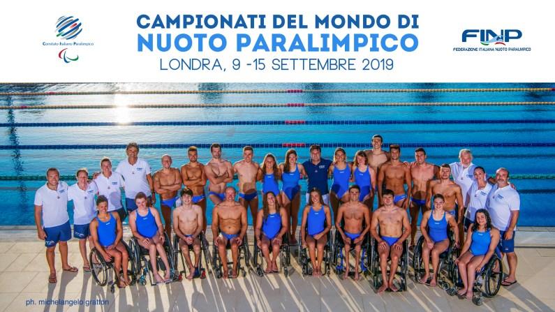 Iniziano i Mondiali di Nuoto Paralimpico, dove seguirli in TV