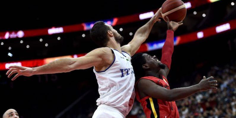 Mondiali Basket, l'Italia asfalta anche l'Angola e passa il turno