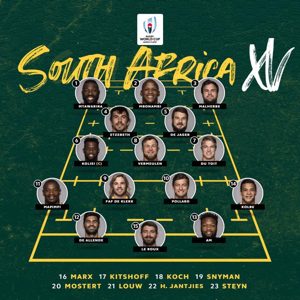 Coppa del Mondo rugby