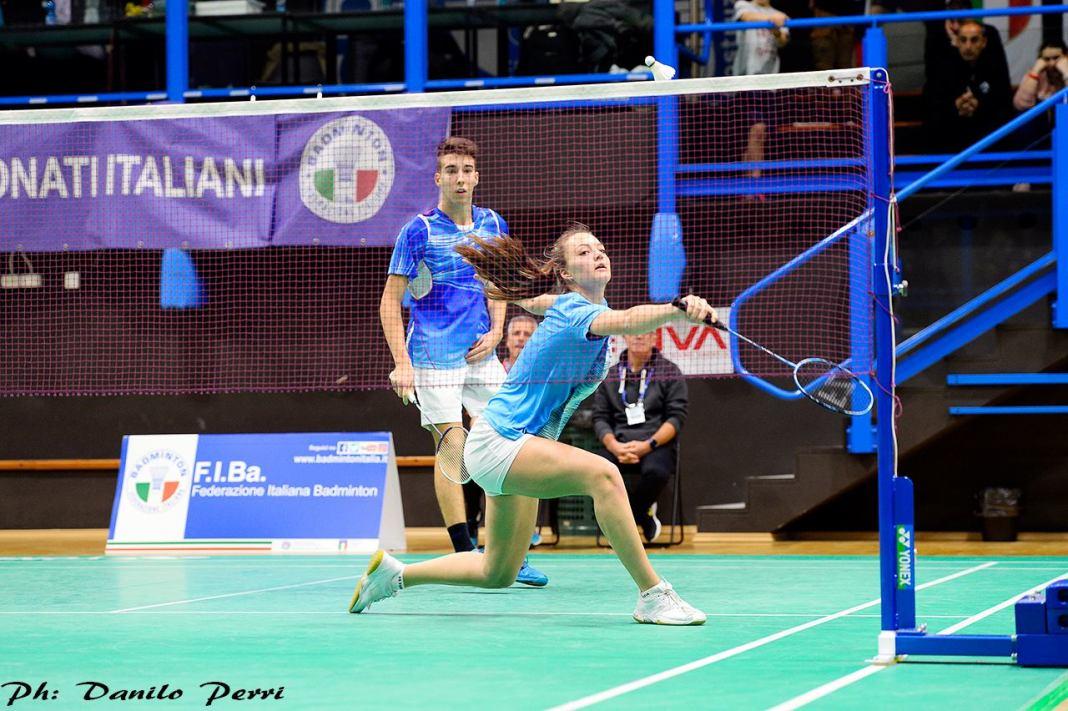 Tricolori giovanili badminton