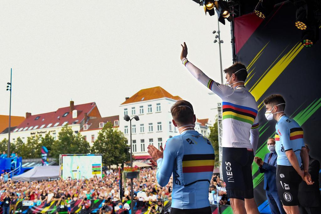 Mondiali Ciclismo 2021