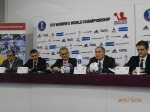Handball-WM 2013 Serbien: Abschluss-Pressekonferenz am 22.12.2013 - Foto: SPORT4Final