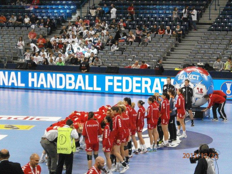 polen dänemark handball