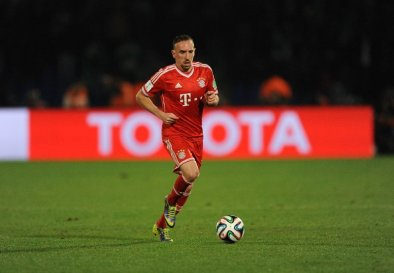 Photo by Steve Bardens - Getty Images for Toyota - Franck Ribery