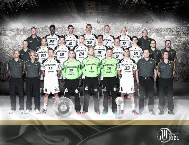 THW Kiel - Foto: DKB-Handball-Bundesliga