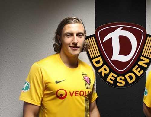 Dynamo Dresden: Michael Hefele - Foto: Dynamo Dresden
