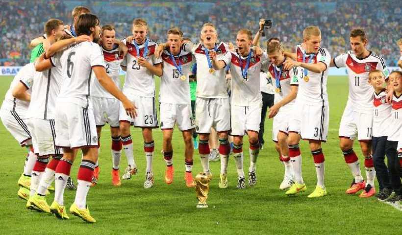 Fußball WM 2014: Weltmeister Deutschland und die Weltrekorde bei Guinness World Records™ 5