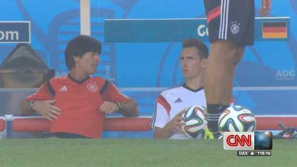 CNN: Vor dem Duell Deutschland gegen Frankreich im WM-Viertelfinale – Exklusiv - Foto: CNN International