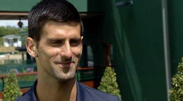 """CNN International """"Open Court"""": Novak Djokovic und die neuen Champions von Wimbledon - Foto: CNN International"""