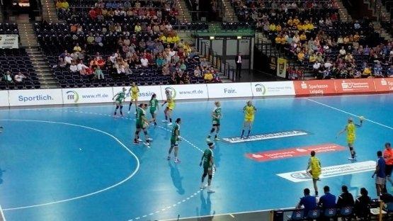 HC Leipzig in Champions-League-Qualifikation vor hoher Hürde gegen Budapest – knappe Niederlage gegen Győr im Supercup - Foto: SPORT4Final