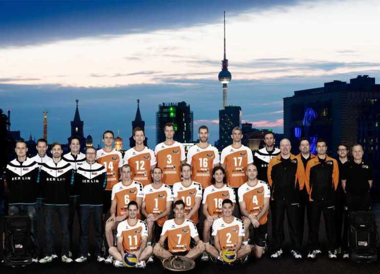 BR Volleys - Teamfoto - Foto: http://www.volleyball-bundesliga.de