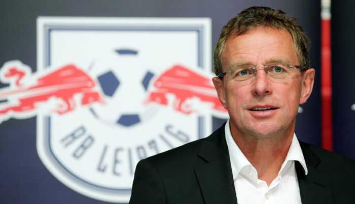 Ralf Rangnick (RB Leipzig) - Foto: GEPA pictures/Roger Petzsche