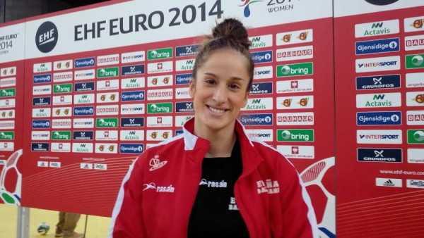 Handball EM 2014: Statistik und Ranking - Nerea Pena - Foto: SPORT4Final
