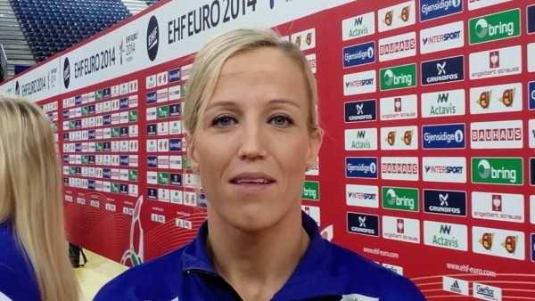 Handball EM 2014: Die vier besten Teams beim Medientag – Interview-Auszüge - Heidi Löke - Foto: SPORT4Final