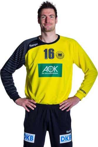 Handball-WM 2015 Katar: Carsten Lichtlein - Foto: DHB/Sascha Klahn