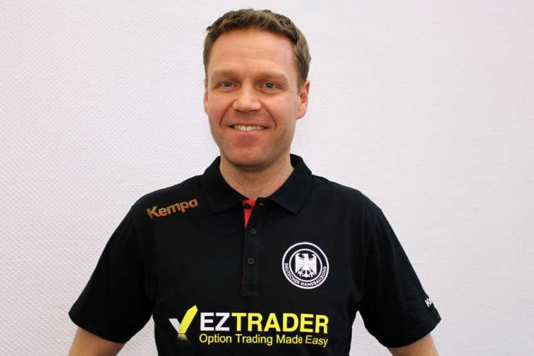 Jakob Vestergaard (Dänemark) neuer Handball-Bundestrainer der Frauen - Foto: DHB