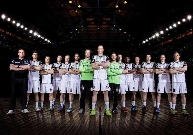 THW Kiel - VELUX EHF Champions League FINAL4 photo shoot - 07.05.2014 - Foto: Kernmayer Photography