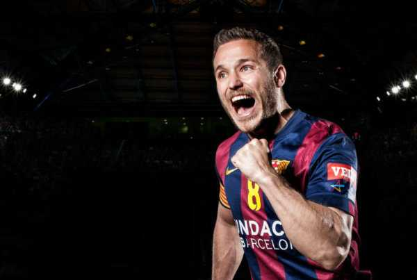 Handball Champions League EHF Final4: - Victor Tomas (FC Barcelona) - Foto: EHF Media