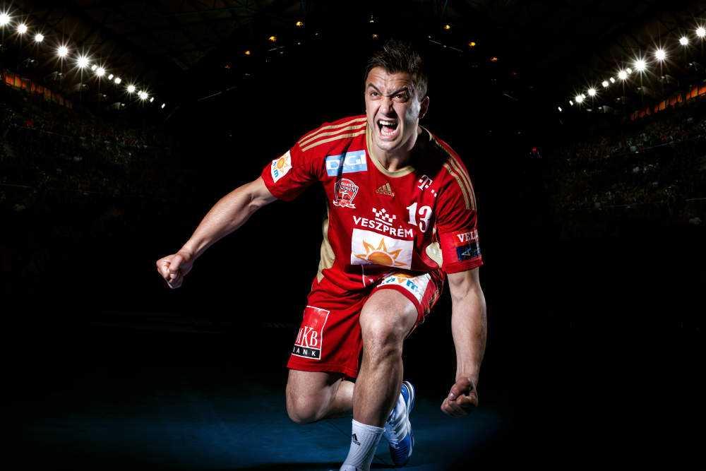 Handball Champions League EHF Final4: Momir Ilic und Christian Zeitz 223