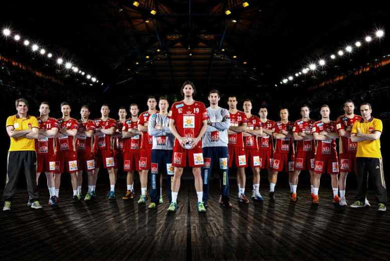 Handball Champions League EHF Final4: MKB-MVM Veszprém - Foto: EHF Media