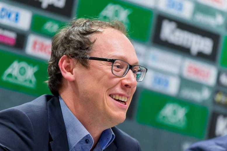"""Handball: DHB-Generalsekretär Mark Schober """"Frauen-Handball mit strategischer Perspektive"""" - Foto: Sascha Klahn/DHB"""