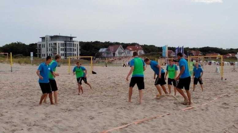 Empor Rostock mit traumhaftem Trainingsstart. Zwischen Mittelfeld-Vision und Klassenerhalt - Foto: SPORT4Final