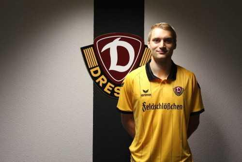 Dynamo Dresden verpflichtet mit Tim Väyrynen ersten Finnen - Foto: Dynamo Dresden