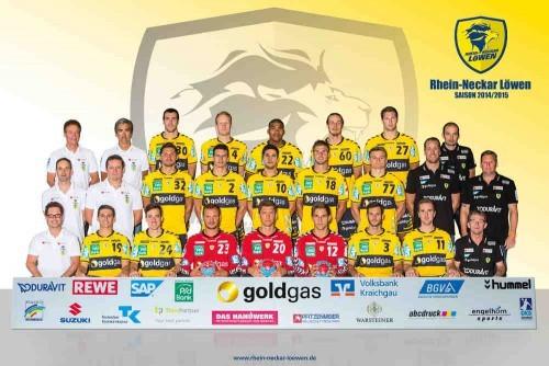 Handball Champions League: Rhein-Neckar Löwen mit 19:25-Niederlage bei Vardar Skopje 213