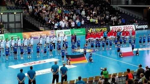 Handball-WM: Deutschland verliert WM-Test gegen Polen und offenbart WM-Baustellen - Foto: SPORT4Final