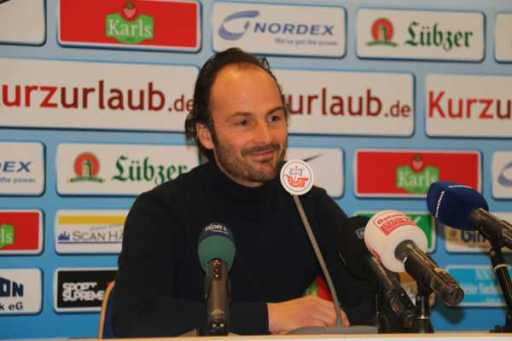 FC Hansa Rostock _CHEFTRAINER_CHRISTIAN BRAND
