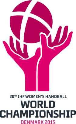 HANDBALL WM 2015 Dänemark - Logo