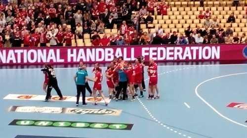 Handball WM 2015 Dänemark: Polen Thriller-Sieger über Russland - Foto: SPORT4Final
