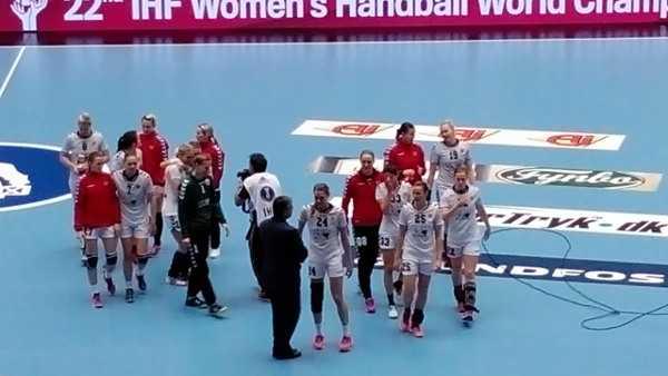 Handball WM 2015 Dänemark: Russland dominierte Frankreich - Foto: SPORT4Final
