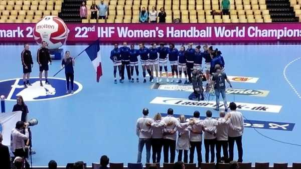 """Handball WM 2015 Dänemark: Alain Portes """"Deutschland in zwei Jahren stärker"""" - Foto: SPORT4Final"""