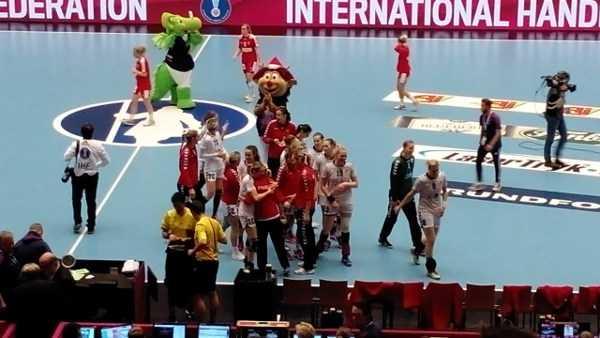 Handball WM 2015 – Platz 5: Russland begeistert gegen Dänemark - Foto: SPORT4Final