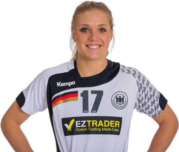 Handball WM 2015 Dänemark: Deutschland souverän gegen Argentinien - Anne Hubinger mit 4 Toren - Foto: Sascha Klahn/DHB