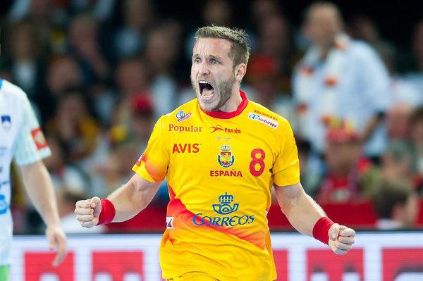 Handball EM 2016: Victor Tomas - Foto: ZPRP / EHF