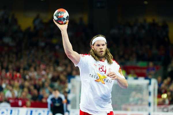 Mikkel Hansen - Handball EM 2016: Dänemark bezwingt Spanien - Foto: ZPRP / EHF